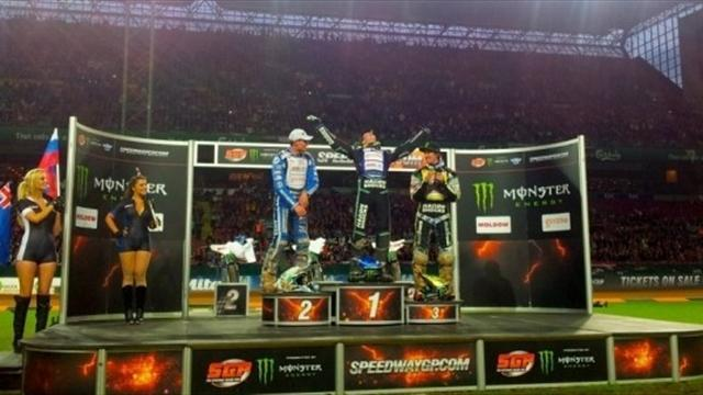 Speedway - Ward wins Danish GP in Copenhagen