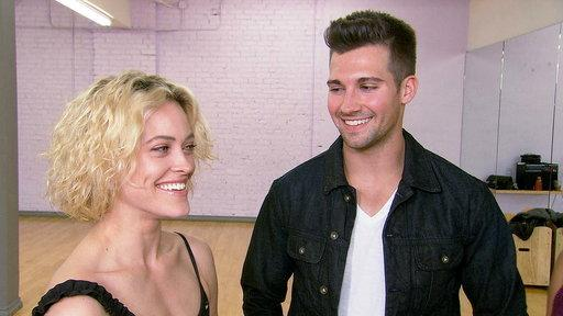 'DWTS': James & Peta Feeling Pressure to Stay On Top?