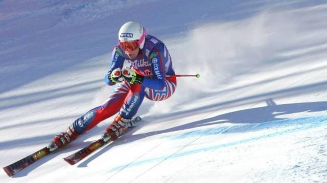 Alpine Skiing - Alcott delighted to return to action
