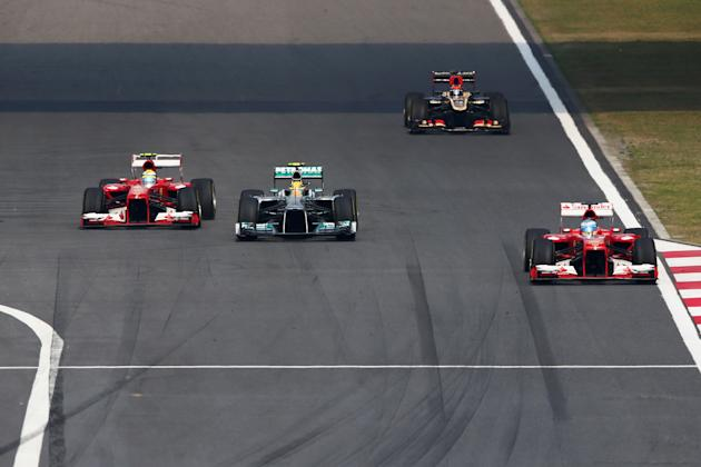 F1 Grand Prix of China - Race