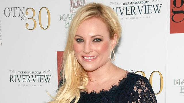 Meghan McCain Fires Back at Ann Coulter's Lethal Joke