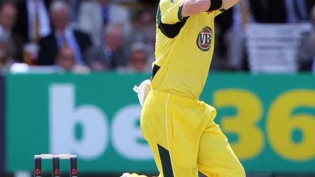 Cricket - Bailey backs Doherty for Test recall