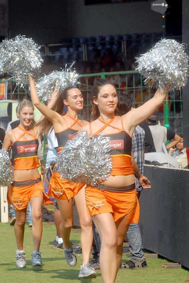 Adding cheer to the IPL 2013