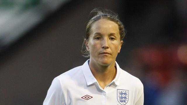 Women's Euro - Stoney says sorry for England's early exit