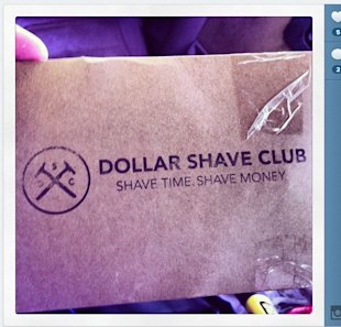 Here's an Example of Dollar Shave Club Crushing It on Social Media image 5185edb8ec8d834ae4000011