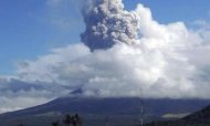 Philippines: Mayon Volcano Eruption Kills Five
