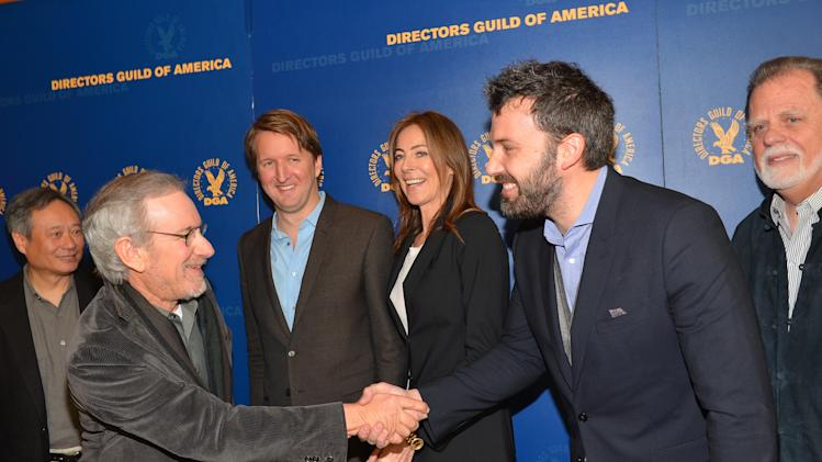 65th Annual Directors Guild Of America Awards - President's Breakfast