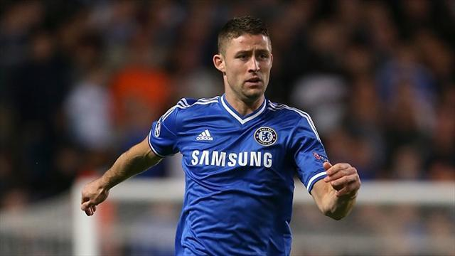 Football - Cahill enjoying life under Mourinho