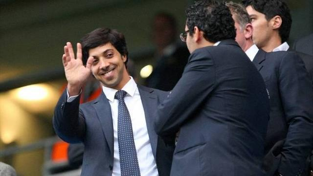 Premier League - Sheikh Mansour holds personal meeting with Aguero
