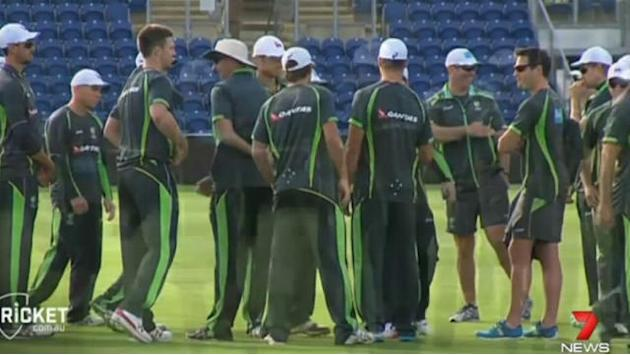 Stoinis set to take the field for Australia