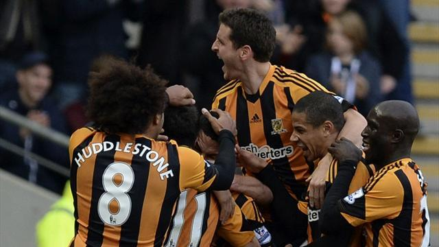 Premier League - Hull City v Fulham: LIVE
