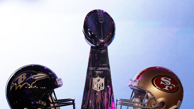 San Francisco 49ers vs. Baltimore Ravens