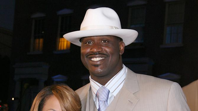 Shaunie O Neal and Shaquille O Neal