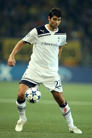 Vedran Corluka made 110 appearances for Spurs, scoring just once