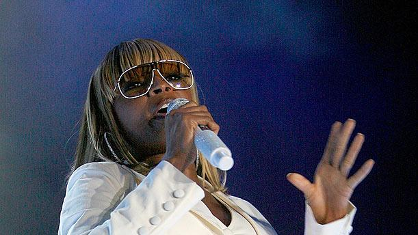 Blige MaryJ Essence Music Fes