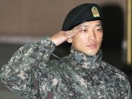 Rain hospitalised due to back pain