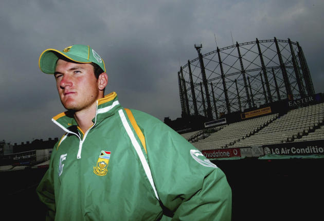 Graeme Smith of South Africa