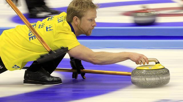 Curling - Sweden win European title on home ice