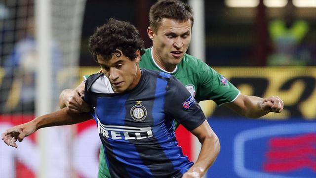 Serie A - Coutinho wants Inter stay