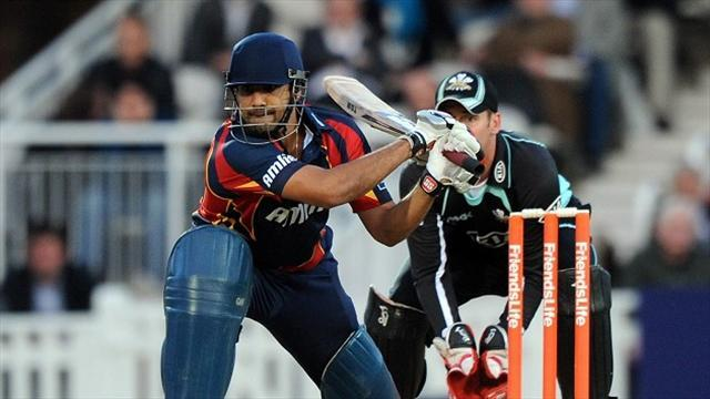 County - Bopara ruled out with injury