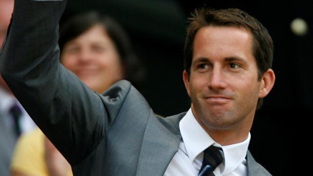 Olympic Games - Ben Ainslie knighted as Olympic heroes receive honours