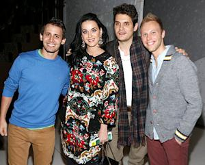 "Katy Perry Calls John Mayer ""Baby,"" ""My Boyfriend"" Backstage at Broadway's A Christmas Story"