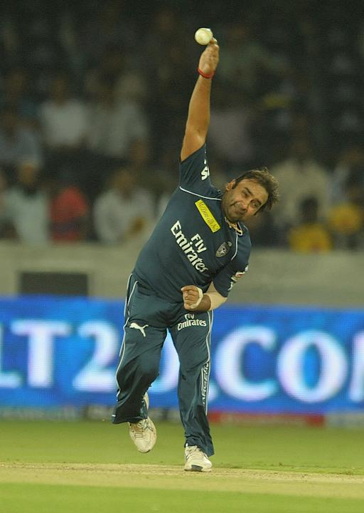 Deccan Chargers cricketer Amit Mishra bo