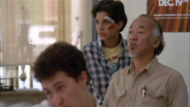 'The Karate Kid' DVD Clip: Pop Up Commentary