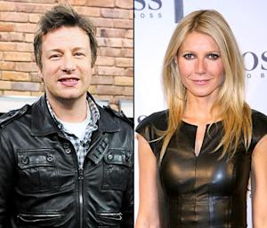 Jamie Oliver Made Gwyneth Paltrow Eat a Burger on a Roller Coaster