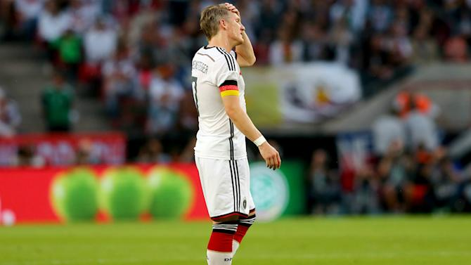 Germany still uncertain on Schweinsteiger return for Euro 2016