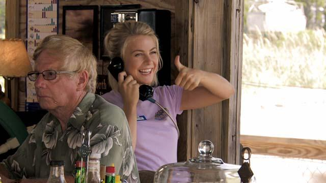 'Safe Haven' Featurette: Julianne Hough