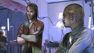Warner Independent Pictures' A Scanner Darkly