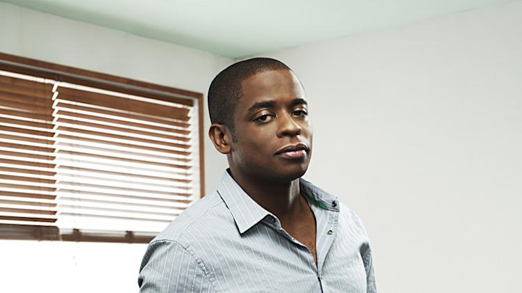 "Dule Hill as Burton in ""Psych."""