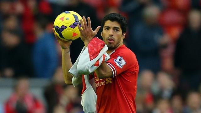 Football - Rodgers: Suarez is content
