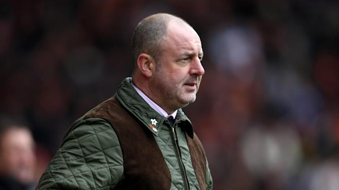 Keith Hill has become frustrated by Barnsley's defensive injuries