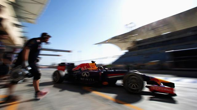 Formula 1 - Red Bull focused on 'damage limitation'
