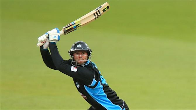 Cricket - Duo push Worcestershire home
