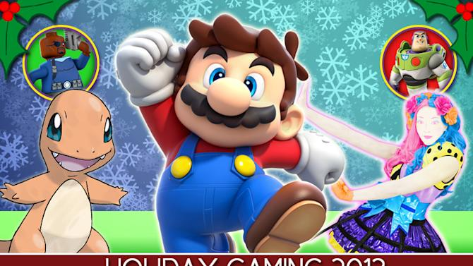 Holiday Games Guide 2013 – Family-Friendly Gamesdly games