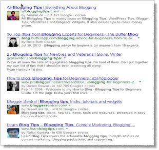 How Google Authorship Will Impact Search and Content Marketing image Google Authorship 1