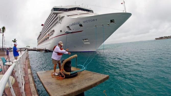 Mega-Cruise Ships Creating Waves in Key West