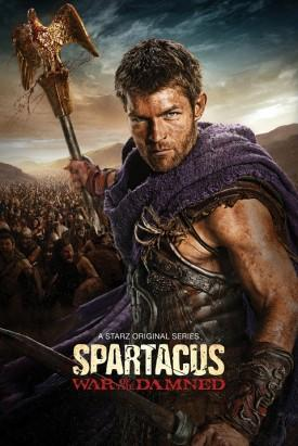 'Spartacus: War Of The Damned' Debut Near Record Rating For Starz