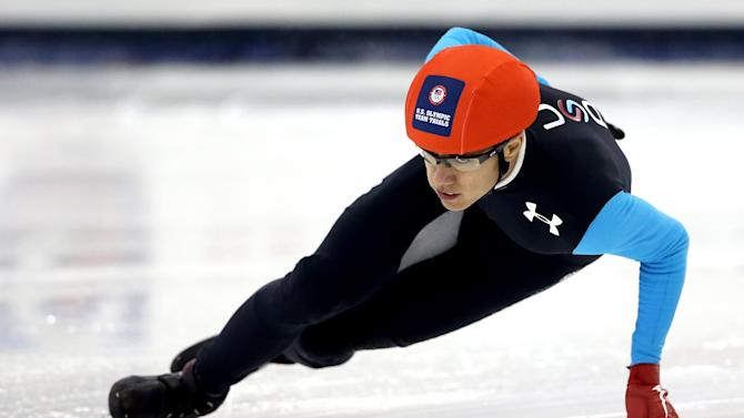 2014 U.S. Olympic Short Track Trials - Day 4