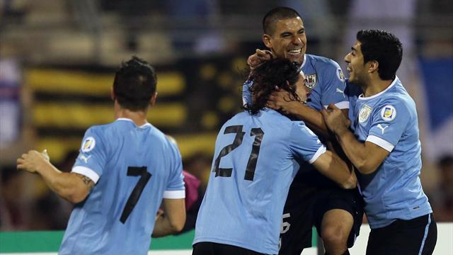 World Cup - Uruguay to play Northern Ireland in warm-up