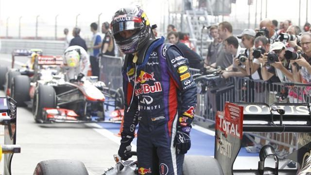 Formula 1 - Lone star Vettel aims for eight in a row