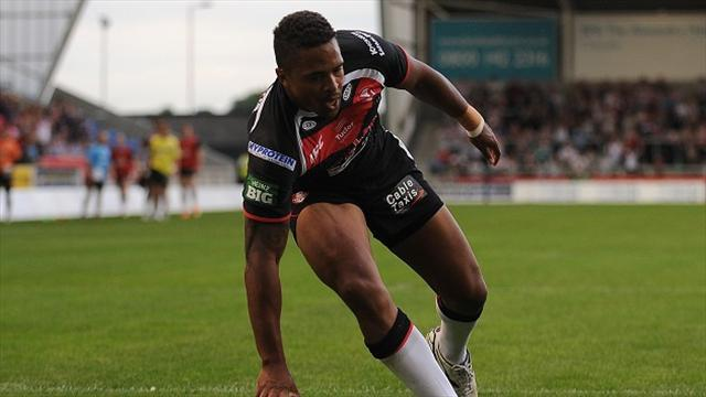 Rugby League - Saints pummel sorry Salford, Castleford beat Hull