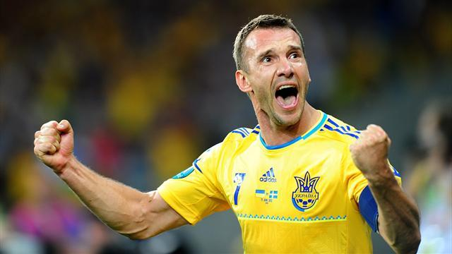 World Cup - Shevchenko turns down Ukraine job