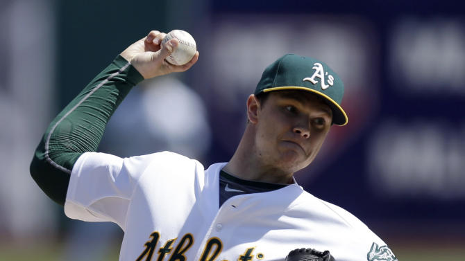 Sonny Gray april 6