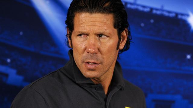 Liga - Simeone: All the pressure is on Real for derby