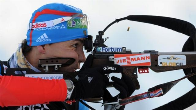 Biathlon - Maiden victory for Makoveev