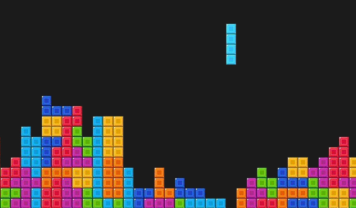 Playing Tetris for three minutes stops you craving sex, alcohol and food
